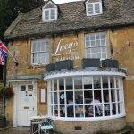 Lucy's Tearoom exterior