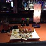 Sushi at the Main Bar