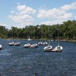 Photo of Lake Calhoun