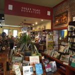 The Green Toad Bookstore