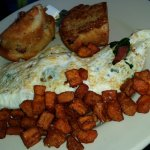 Great Egg White Omelet, but typical Order