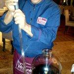 Así sirven el Amaro de Nonino en Victoria by Porter House