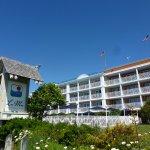Photo de La Mer Beachfront  Inn