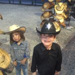 cowboy hats for everyone