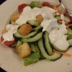 Lucille's Smokehouse BBQ: Side Salad