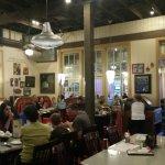 Lucille's Smokehouse BBQ: Inside the Restaurant