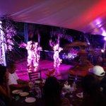 Jantar Temático com danças indígenas
