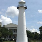 Biloxi Lighthouse.