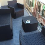 Annex room 518 terrace