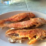 Fried fish, very tasty!