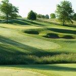 Hole #7 at The Meadows Golf Club, Asbury IA
