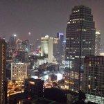 Aussichtsplatform im 26. Stock - umbedingt bei Nacht aufsuchen