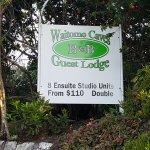 Waitomo Caves Guest Lodge Foto