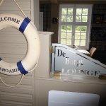 Foto de De Barge Hotel