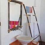 Habitacion Rosa Detalle baño
