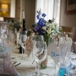 Intimate wedding parties catered for