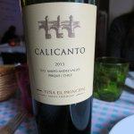Chilenischer Wein