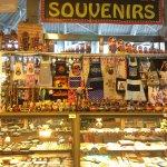 Souvenir- och specialaffärer