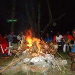 """Bonfire & Roasting meat """"Nyama Choma"""""""