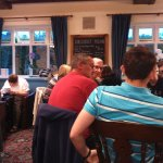 Full house, another great quiz night!