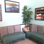 Entrance Area, Omega Coffee Shop, Milpitas, CA