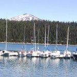 Foto di Elk Lake Resort and Marina