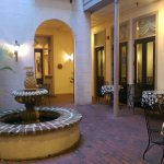 Charming hotel in the heart of historic Charleston