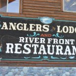 Angler Lodge & Riverfront Restaurant Foto