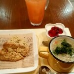 Swan's Cafe Mint Blue