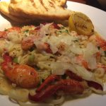 Lobster Linguine.