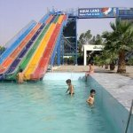 Aqua Land Water Pool is located on the busy canal road in Faisalabad. Good Attraction for group