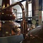 Deanston Whisky tour