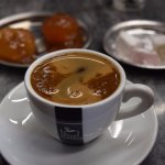 Turkish Coffee with Spoon Sweets