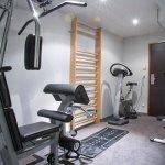 Fitness room - Kyriad Dijon Gare