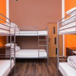 6 Bed Dormitory Room