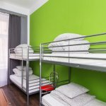 4 Bed Dormitory Room