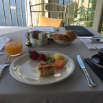 breakfast at Metropole