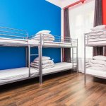 8 Bed Dormitory Room