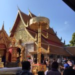 Temple Wat Phrathat Doi Suthep