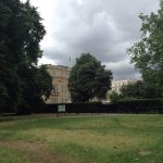 View on Lancaster House & Clarence House