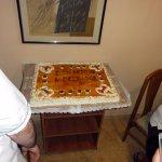 Notre gâteau excellent