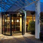 Exterior of Sligo Park Hotel