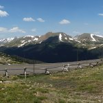 View from Alpine Visitors Center - 11,796 ft.