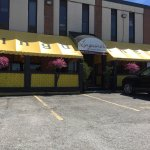 Come enjoy our patio at Linguine's Italian Restaurant.
