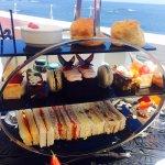 High Tea @ Leopard Bar