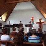 Klingende Bruderklausen-Kapelle jeden 2. Sonntag Mai-Juni-August-September um 17 Uhr