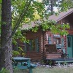 Cabin Photo Exterior
