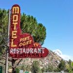Piazza's Pine Cone Inn Photo