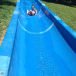 Slides are fun. Great for littles and bigs!
