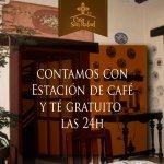 ESTACION DE CAFE Y TE
